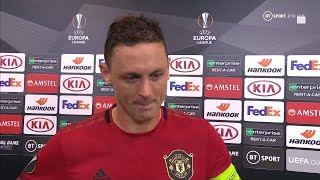 "Matic: ""Greenwood, Gomes, and Chong are the future"" - Man Utd 1-0 Astana reaction"