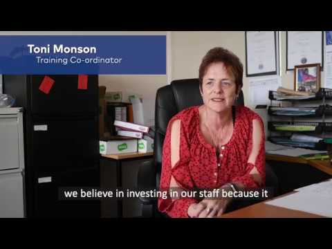 Aged Care - Courses, Qualifications & Training - Careerforce