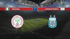 FIFA WM 2018 Prognose: Nigeria - Argentinien (Gruppe D)