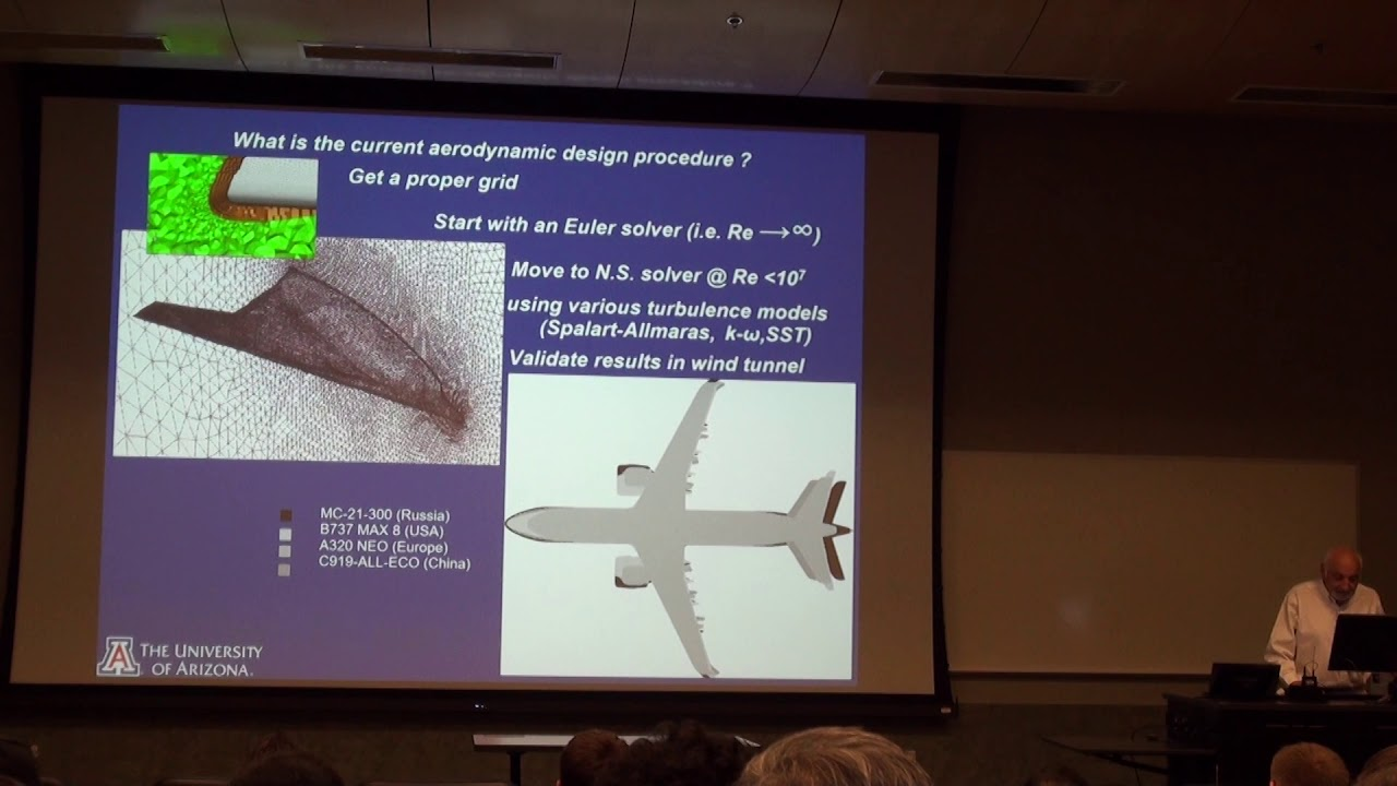 Ahuja Distinguished Lecture: Should active flow control