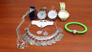 видео Бижутерия и часы