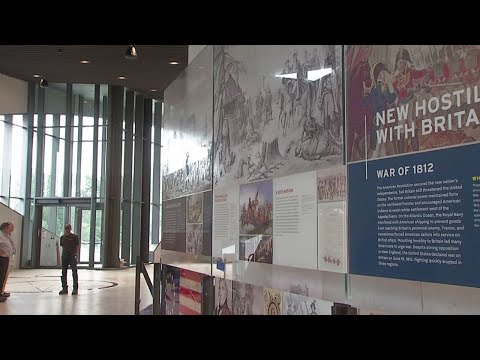 Take a look inside the National Veterans Memorial and Museum