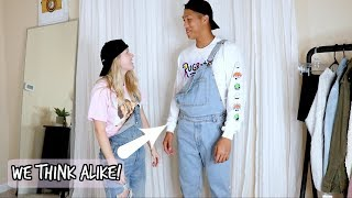 Boyfriend And Girlfriend Buy Each Others Outfits!