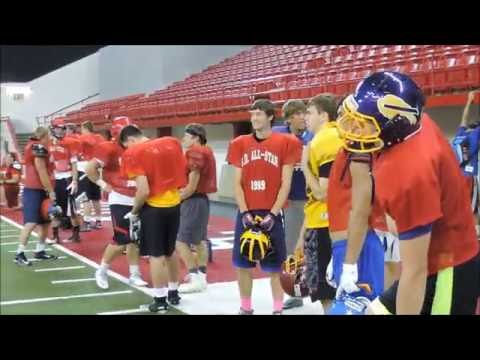 2016 South Dakota All-Star Football Game presented by Sanford