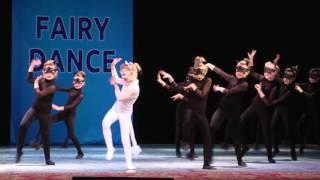 Ковалькова Екатерина-танец кошки