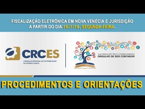 Procedimentos para Fiscalização Eletrônica em Nova Venécia/ES