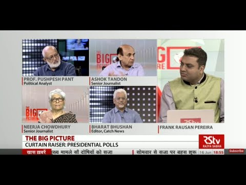 The Big Picture - President Poll Curtain Raiser