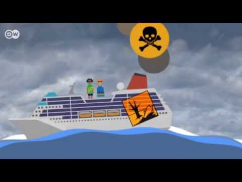 Cruise Ships - Toxic Waste on the High Seas | Global 3000