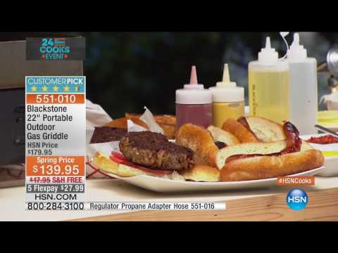 HSN   HSN Cooks Event Preview 04.18.2017 - 11 PM