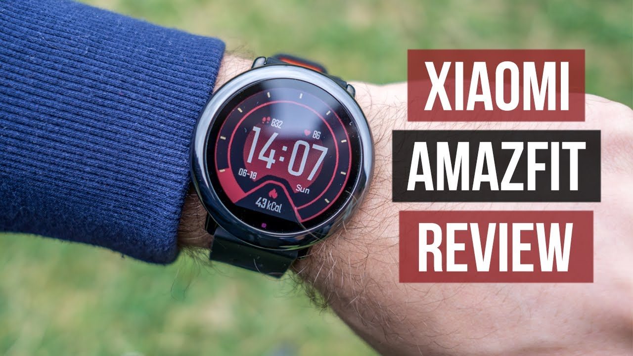 9610f9940 Xiaomi Amazfit PACE Review (Huami) English