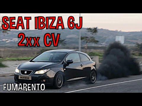 IBIZA 6J FUMARENTO !!! *AM MOTORSPORT*