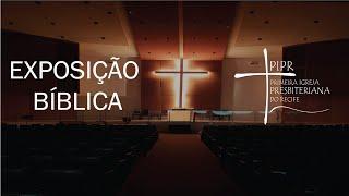 Exposição Bíblica 31-05-2020 | Rev. Augustus Nicodemus | A disciplina de Deus | Hebreus 12: 4-11