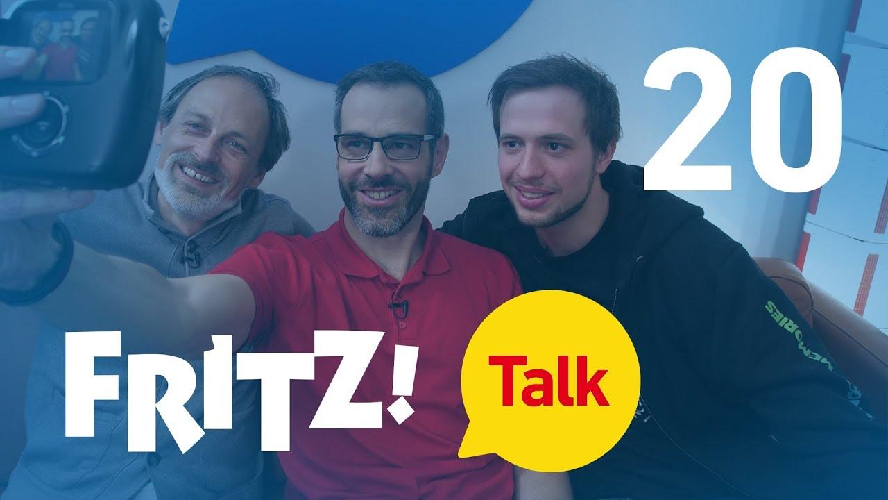 FRITZ! Talk 20 – Sicherheit im Heimnetz
