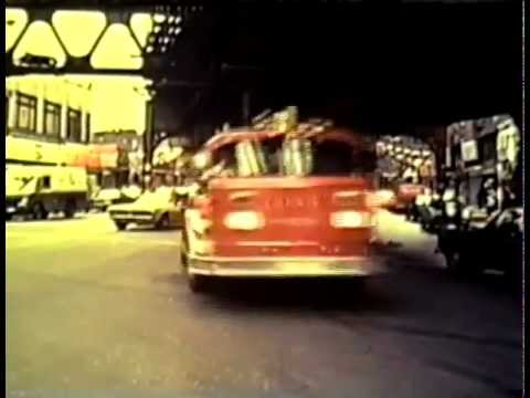 Man Alive: The Bronx Is Burning (Part 3 of 4) FDNY 1972