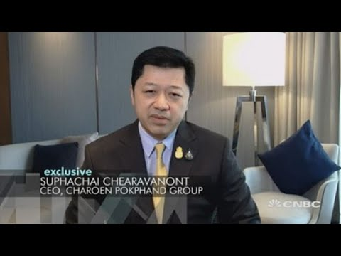 CEO of Thailand's CP Group says the coronavirus pandemic has been a 'great teacher'