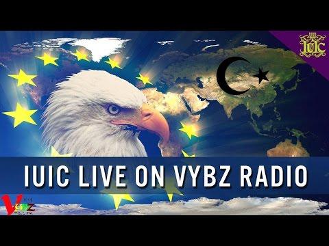 THE ISRAELITES: LIVE ON VYBZ RADIO 96.3fm BLACK RIVER JAMAICA