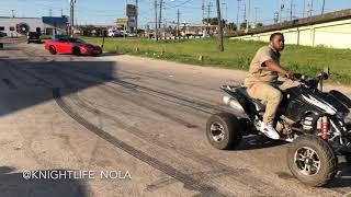 Outchea Racing Sideshow