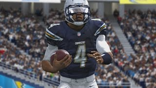 Madden NFL 15 - QB Player Franchise Ep. 3 - Week 1 vs. New England [Rookie Season]