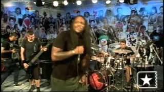 """Sepultura em """"Forceful Behavior"""" no Estúdio Showlivre 2009"""