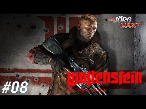 DER MECH(T) NICHTS MEHR | WOLFENSTEIN: THE NEW ORDER | Folge #08 | DerJörgZockt