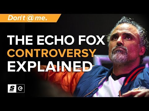 Why Riot Games is Threatening Action: The Echo Fox Controversy Explained