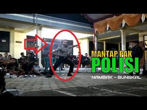 TERNYATA BAPAK POLISI INI PANDAI TARI KLONO REOG PONOROGO - NAMBAK BUNGKAL