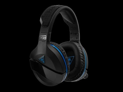 Turtle Beach Stealth 700 PS4 Headset Review