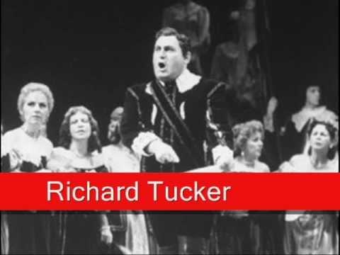 Richard Tucker: Donizetti - Lucia Di Lammermoor, 'Tombe Degli Avi Miei'