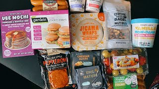 just another vegan grocery haul | trader joe's & whole foods