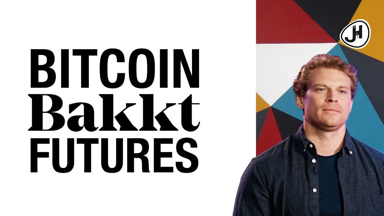 bitcoin bakkt futures
