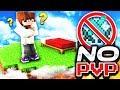 NO PVP CHALLENGE! (Minecraft Bed Wars)