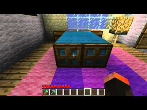 minecraft bedroom ideas youtube 12392 | hqdefault