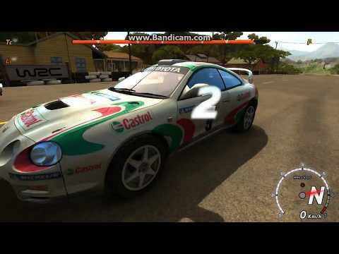 SEGA Rally 3 CLASSIC ARCADE RACE DESERT CHAMPIONSHIP 1995 RACE -  2017 teknoparrot 1.0