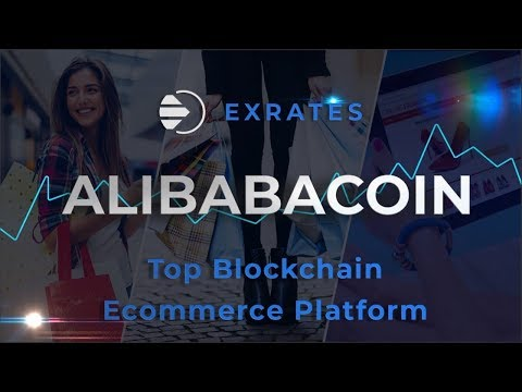 Crypto and blockchain in e-commerce: Alibabacoin
