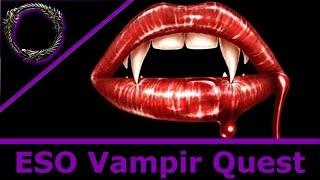 Elder Scrolls Online - Die Vampir Quest - ESO PS4 - Deutsch HD