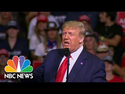 Trump Furious At Underwhelming Tulsa Rally Turnout | NBC Nightly News