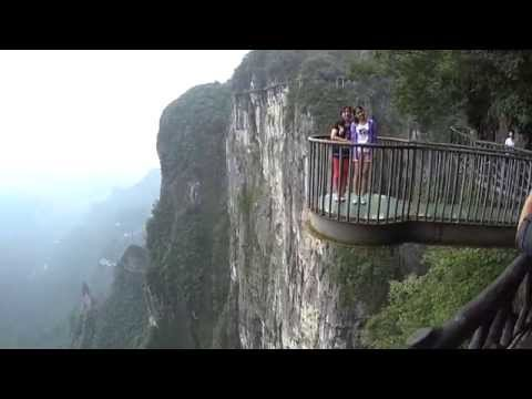 Zhangjiajie (inc. Avatar Mountains)and Fenghuang,  5 Days in