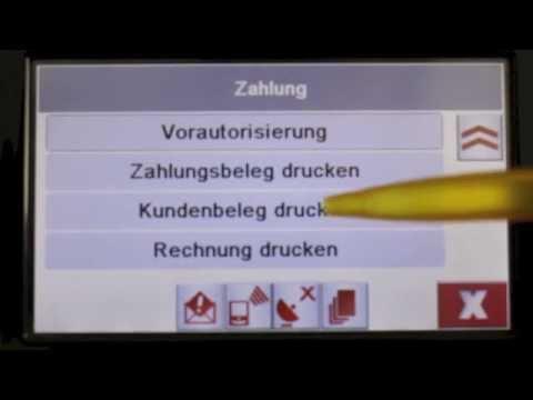 Videoanleitung - Verwendung Datenfunkgerät FMS Touch & FMS X700