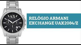 48ccb586fb4 Relogio Armani Exchange UAX2084Z ...