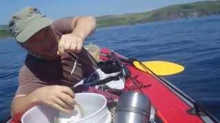 Каяк Хатанга мыс Вятлина 05072015 рыбалка(Каяк Хатанга рыбалка мыс Вятлина 05072015., 2015-07-05T10:59:50.000Z)