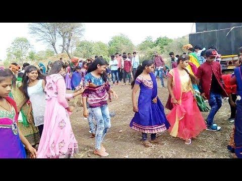 Arjun R Meda !! Meri Darling !! New Timli !! Best Female Dance !! Adivasi Song !! Adivasi Dance