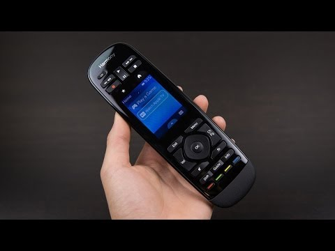 Logitech Harmony Ultimate Remote Review