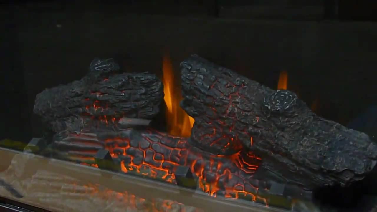twin star electric fireplace ii youtube