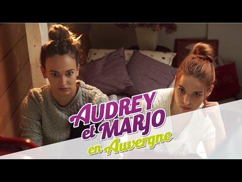 Audrey et Marjo débarquent en Auvergne !