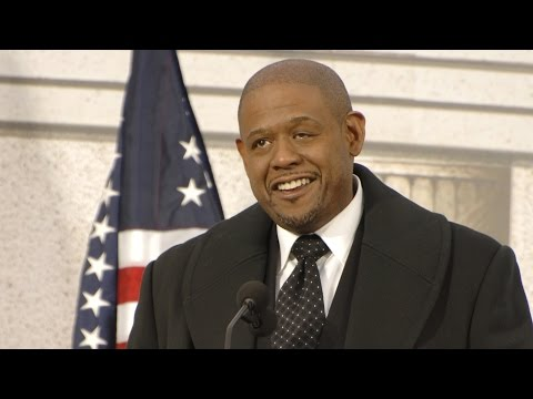 10 Things You Didn't Know About Forest Whitaker