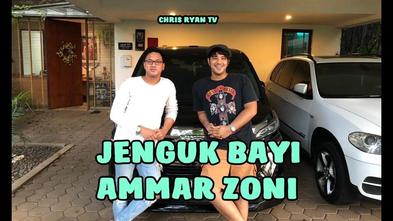 Jenguk Bayi Ammar Zoni Dan Arti Nama Baby Air Rumi Akbar 1453 Youtube