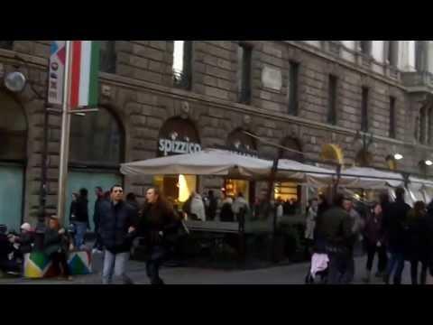 In giro per il centro di Milano, ma la crisi dov'è?