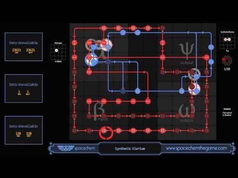 SpaceChem - Synthetic Elerium (23621/1/120)  
