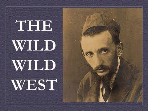 WILD WILD WEST - ORTHODOX JEWISH PIONEERS IN L.A.