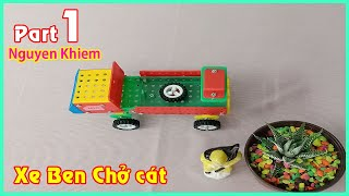 Kỹ thuật lái xe ben chở cát - Nguyen Khiem - Tập 1